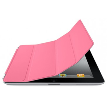 Apple Smart Cover - Polyurethane - Pink