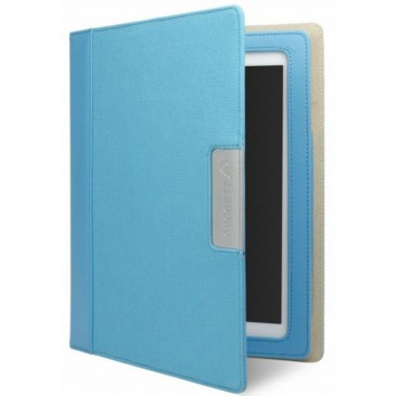 CYGNETT Canvas folio Cobalt Blue