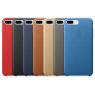 Чехол iPhone 7/8 plus Leather Case