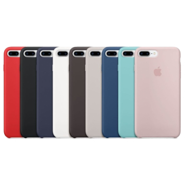 Чехол iPhone 7/8 plus Silicone Case