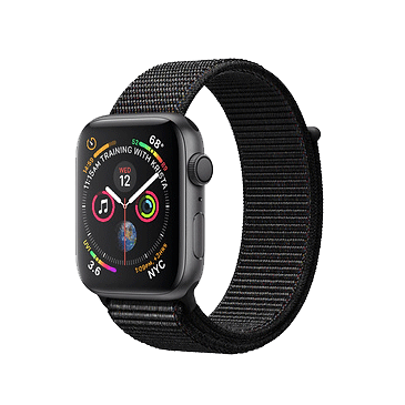 Часы Apple Watch 44mm Series 4 space gray