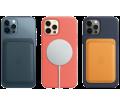 Чехол iPhone 12 Pro Max Leather Case